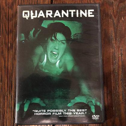 Quarantine DVD