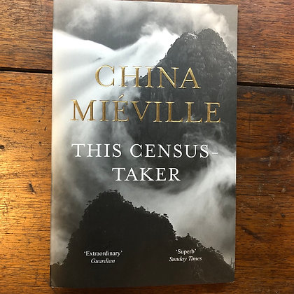 Miéville, China - This Census-Taker softcover