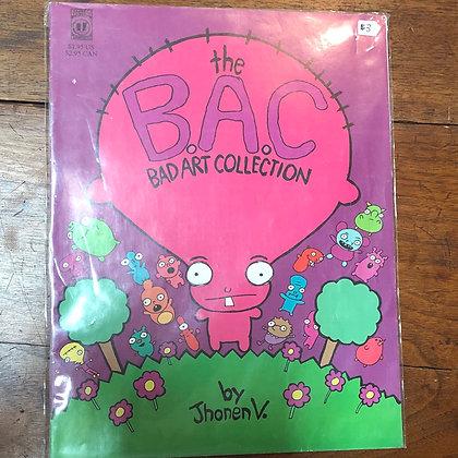 The B.A.C. Jhonen V. comic