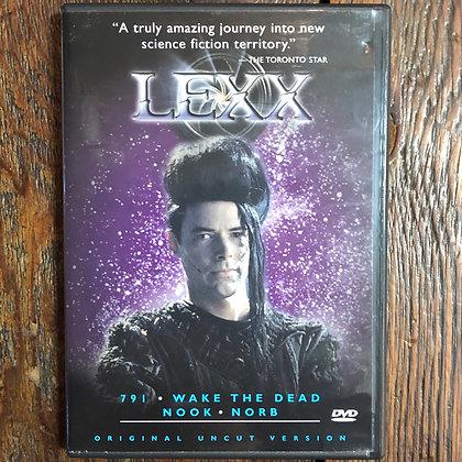 LEXX S2 Vol. 3 - DVD