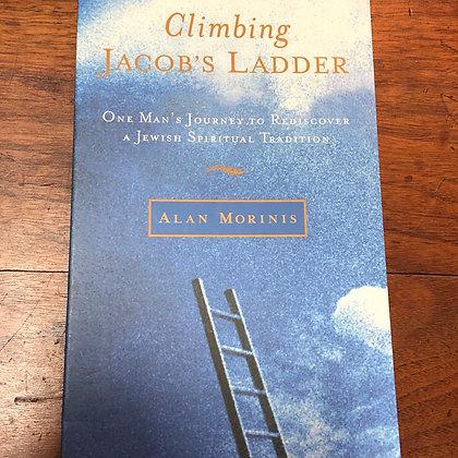 Morinis, Alan - Climbing Jacob's Ladder paperback