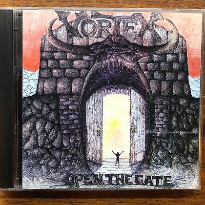 Vortex - Metal Bats/Open the Gate CD