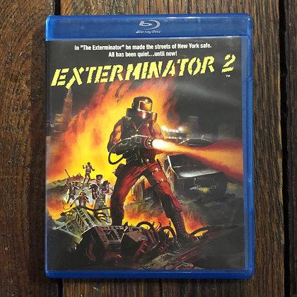 EXTERMINATOR 2 - Blu-ray