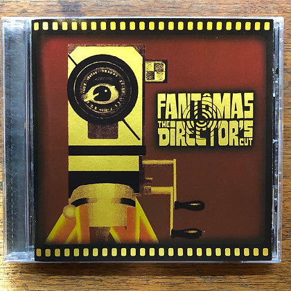 Fantômas - The Directors Cut CD