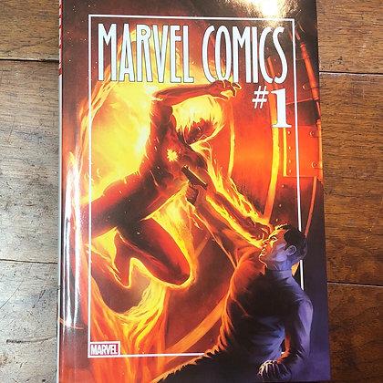 Marvel Comics #1 hardcover