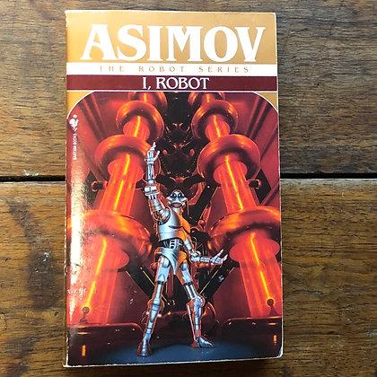 Asimov, Isaac - I, Robot softcover