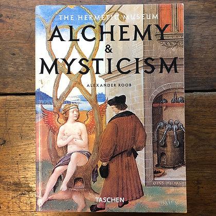 Roob, Alexander - Alchemy & Mysticism Taschen softcover