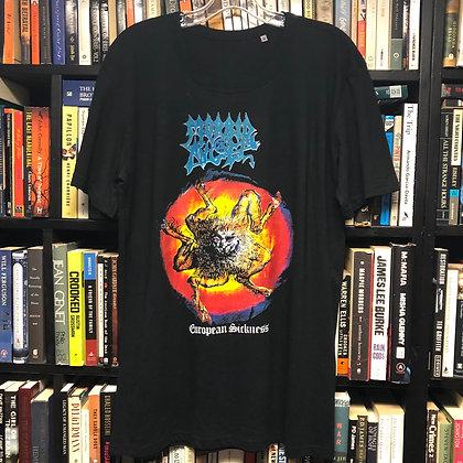 MORBID ANGEL shirt XL : European Sickness (blue)