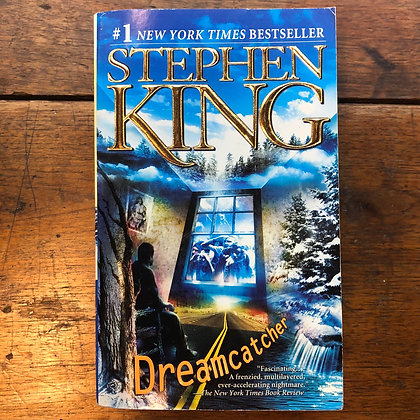 King, Stephen - Dreamcatcher softcover