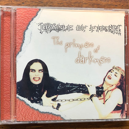 Cradle of Filth -  The Princess of Darkness CD