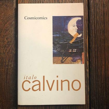 Calvino, Italo : Cosmicomics - Softcover