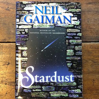 Gaiman, Neil - Stardust hardcover