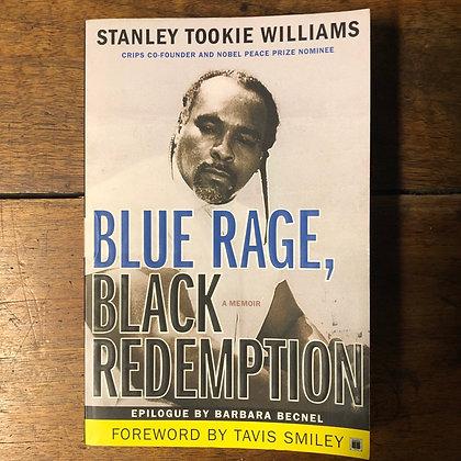 Williams, Stanley : Blue Rage, Black Redemption - Softcover