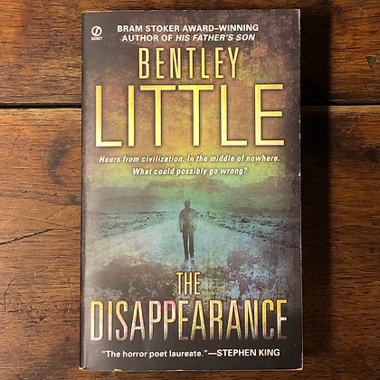Little, Bentley : The Disappearance - Paperback