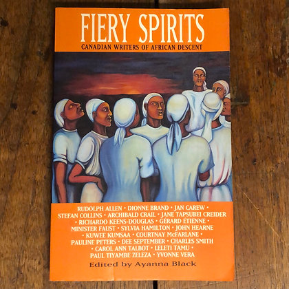 Black, Ayanna : Fiery Spirits - Softcover
