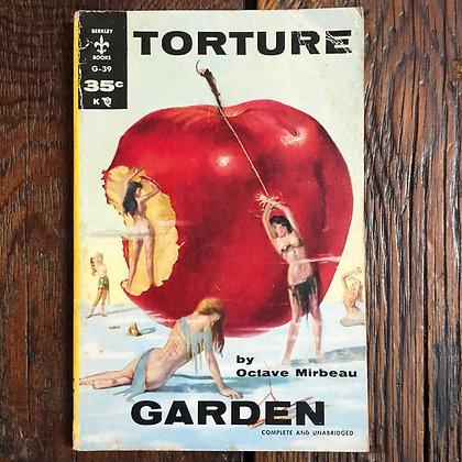 Mirbeau, Octave : Torture Garden - Vintage Paperback