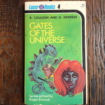 Coulson/Deweese : Gates of the Universe - Laser Books 4 Paperback