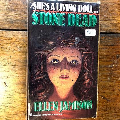 Jamison, Ellen - Stone Dead paperback