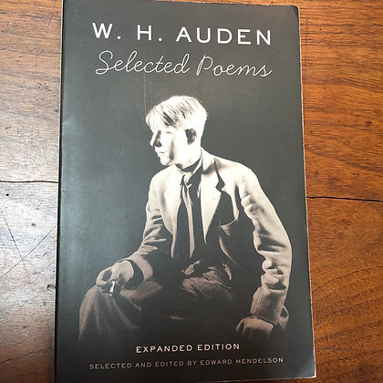 Auden, W.H. - Selected Poems softcover