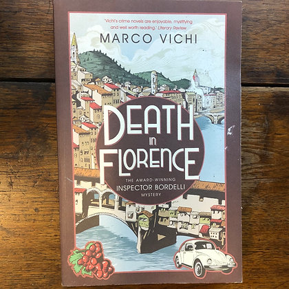 Vichi, Marco - Death in Florence softcover