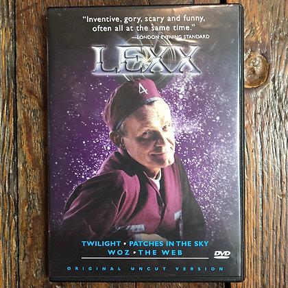 LEXX S2 Vol.4 - DVD