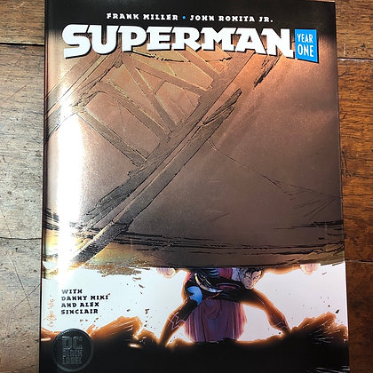 Superman - Year One hardcover