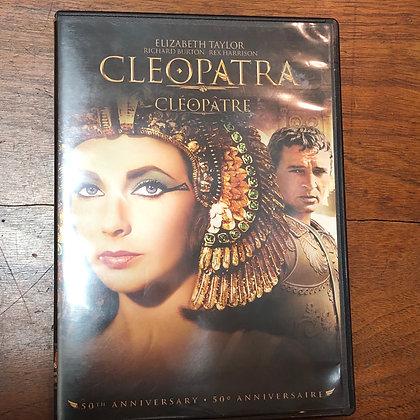 Elizabeth Taylor's Cleopatra DVD