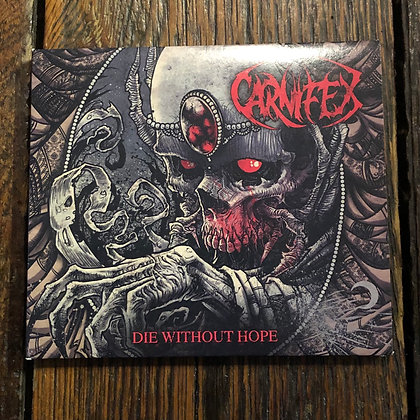 CARNIFEX : Die Without Hope - CD