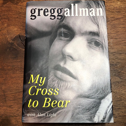 Allman, Gregg - My Cross To Bear