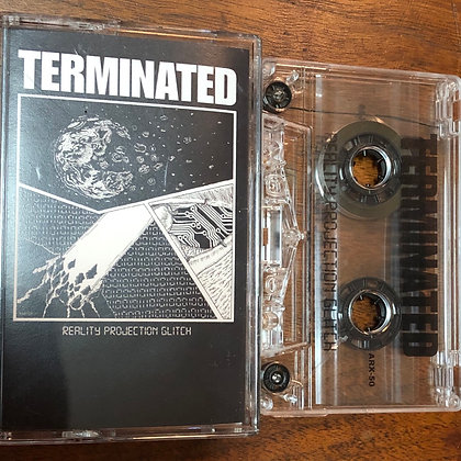 TERMINATED - Reality Projectoon Glitch tape