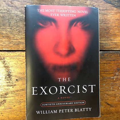 Blatty, William Peter - The Exorcist paperback