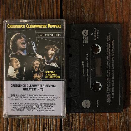 CCR Greatest Hits - Cassette Tape
