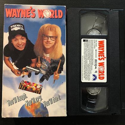 WAYNE'S WORLD - VHS