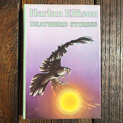 Ellison, Harlan : Deathbird Stories - Hardcover