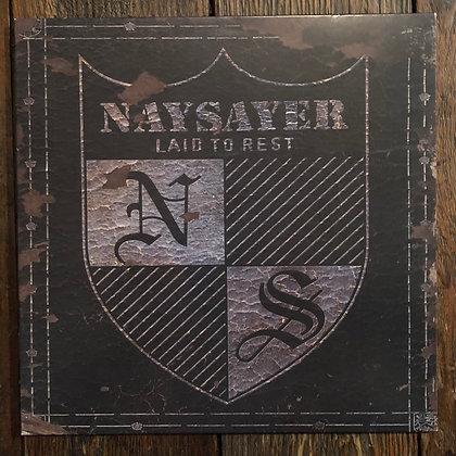 NAYSAYER : Laid to Rest - Vinyl LP