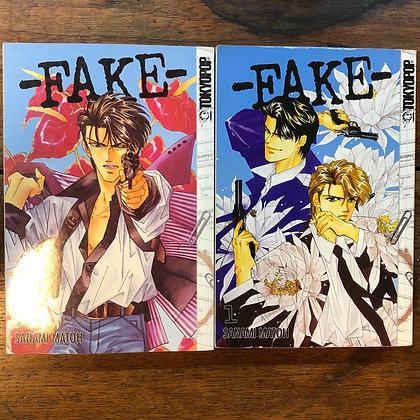Fake - Tokyopop Manga 1+2 *sold together*