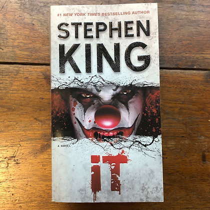 King, Stephen - It softcover
