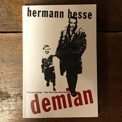 Hesse, Hermann : Demian - Softcover