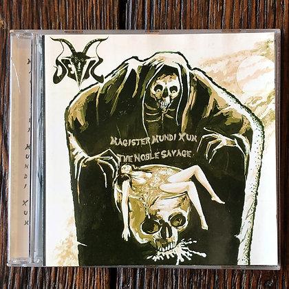 Devil : Magister Mundi Xum/The Noble Savage - CD