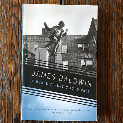 Baldwin, James : If Beale Street Could Talk - Softcover