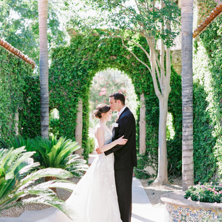 Kendall + Tim | May 24, 2020 | Private Residence and Steak 44 | Scottsdale, AZ | Micro Wedding
