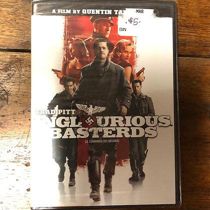Inglorious Bastards DVD