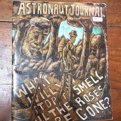 Astronaut Journal comic