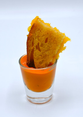 Tomato Soup Shot