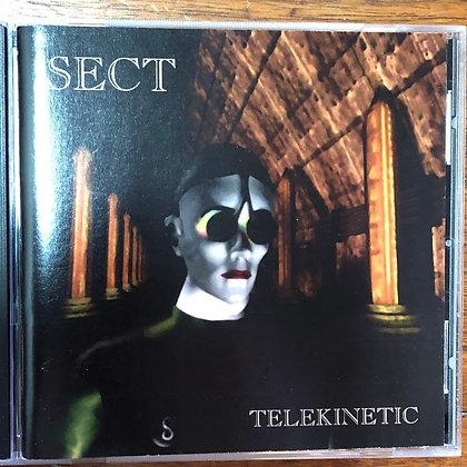 Sect - Telekinetic CD [EBM]