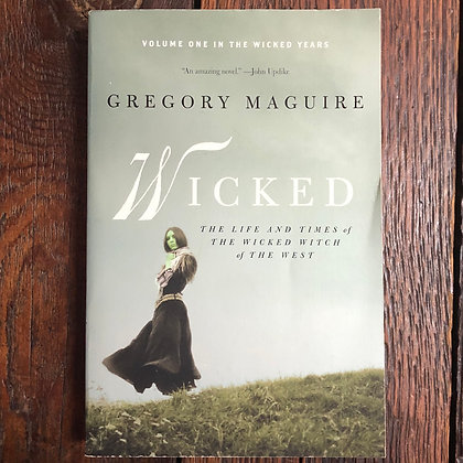 Maguire, Gregory : Wicked - Paperback