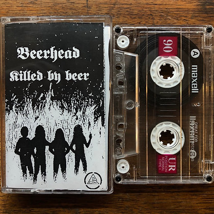 Beerhead - Killed by Beer tape
