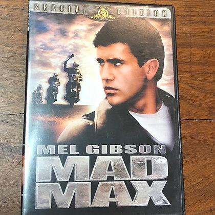 MAD MAX DVD