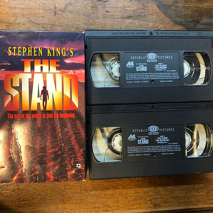 The Stand - Stephen King VHS