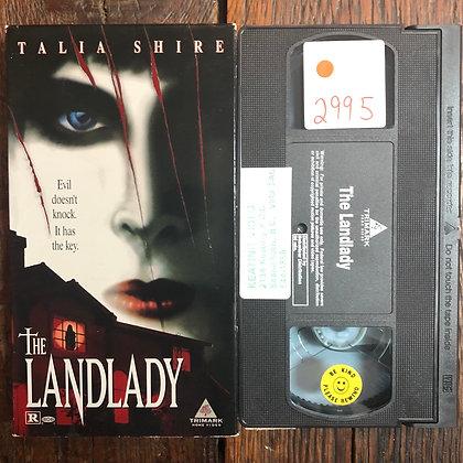 THE LANDLADY - VHS (ex rental)